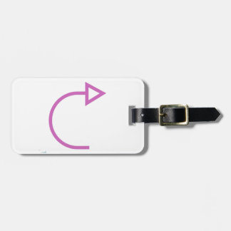 Forward - Single View in iTunes Luggage Tag