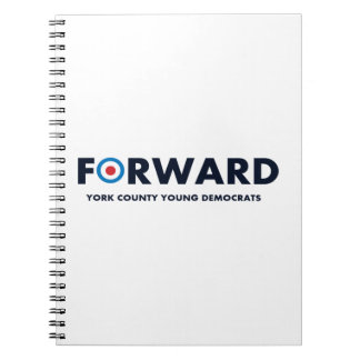 Forward Spiral Notebook