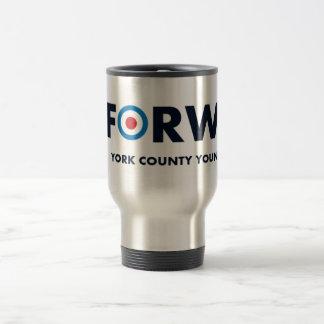Forward Stainless Steel Mug