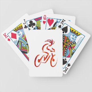 FORWARD THE MOTION BICYCLE PLAYING CARDS