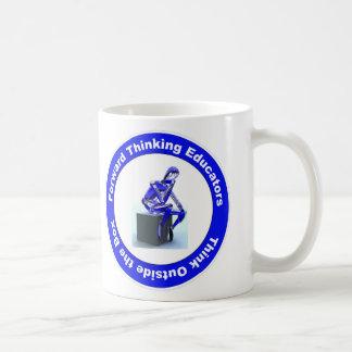 Forward Thinking Educators Members Coffee Mug