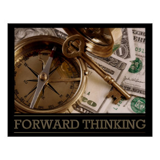 Forward Thinking Poster