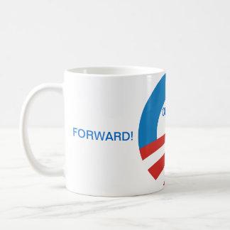 FORWARD WE MOVE COFFEE MUG