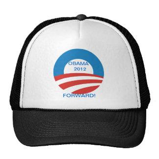 FORWARD WE MOVE TRUCKER HAT
