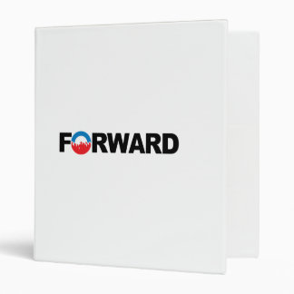 FORWARD WITH DNC -.png 3 Ring Binders
