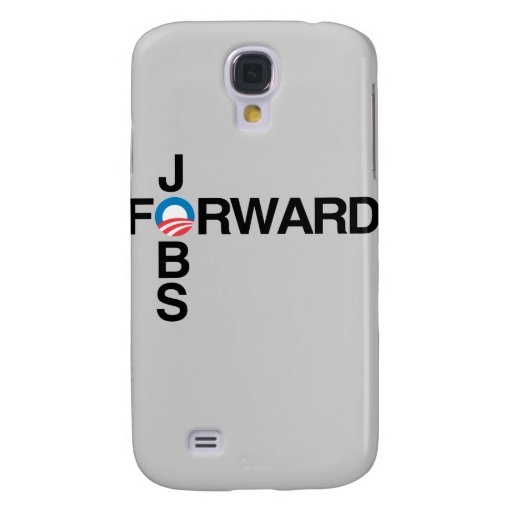 FORWARD WITH JOBS.png Samsung Galaxy S4 Case