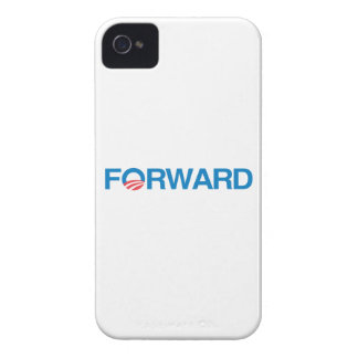 FORWARD-WITH-OBAMA - .png iPhone 4 Funda