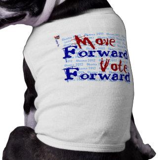 Forward with Obama Tee