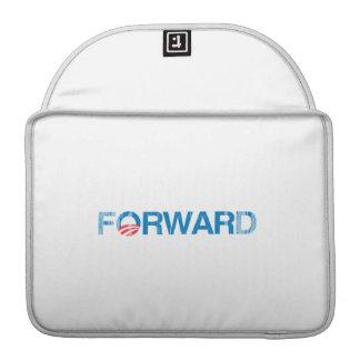 FORWARD-WITH-OBAMA Vintage.png MacBook Pro Sleeves