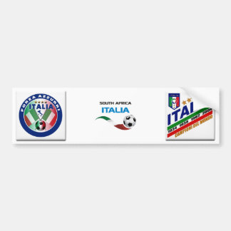 Forza Italia  Bumper Sticker