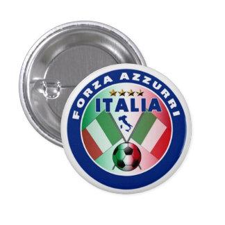 Forza Italia - mundial 2010 Pin Redondo De 1 Pulgada