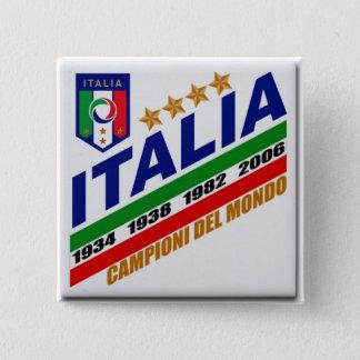 Forza Italia - World Cup 2010 Pinback Button