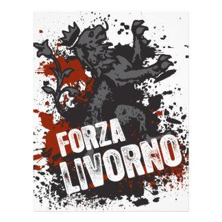 Forza Livorno Custom Flyer