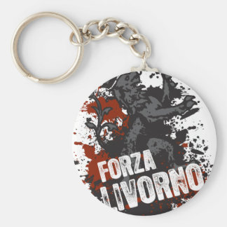Forza Livorno Keychain