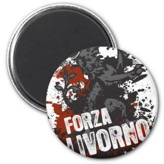 Forza Livorno Magnet