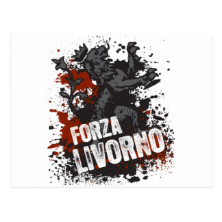 Forza Livorno Postal