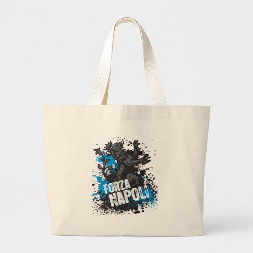 Forza Napoli Canvas Bag