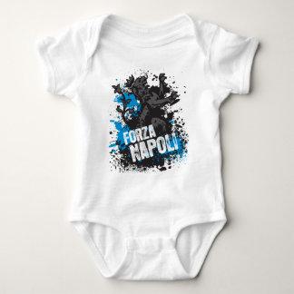 Forza Napoli Body Para Bebé