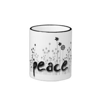 FOS de la taza de la paz