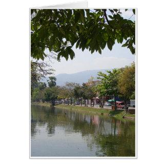 Fosa de Chiang Mai Tarjeta De Felicitación