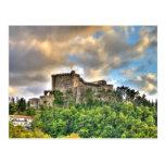 Fosdinovo Castle Postcard