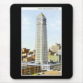 Foshay Tower Minneapolis Minnesota Mouse Pads