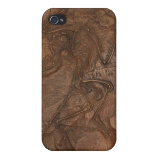 Fósil del Archaeopteryx - iPhone 4/4S Funda
