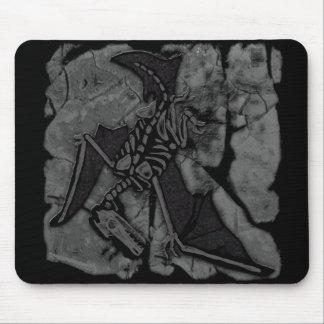 fósil tapete de raton