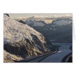 Foso de Gilkey, Juneau Icefield (espacio en blanco Felicitacion