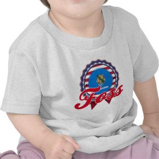 Foss, AUTORIZACIÓN Camisetas