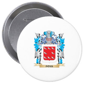 Foss Coat of Arms - Family Crest Pins