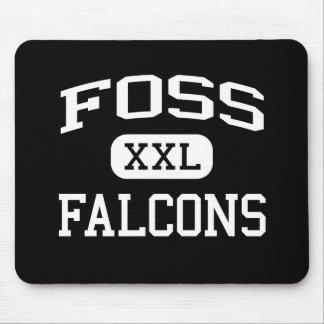 Foss - Falcons - High School - Tacoma Washington Mouse Pads