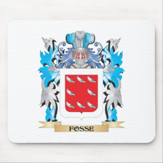 Fosse Coat of Arms - Family Crest Mousepad