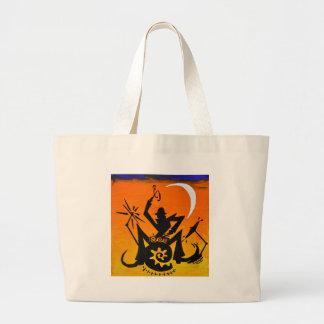 Fossil Drummer Large Tote Bag