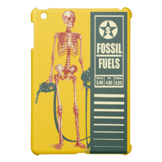 Fossil Fuels iPad Case