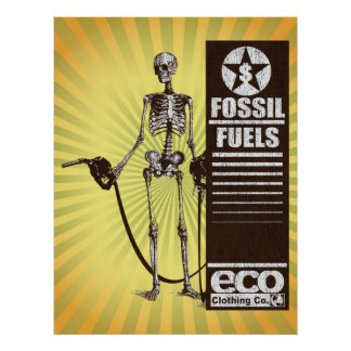 Fossil Fuels Poster