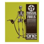 Fossil Fuels Posters