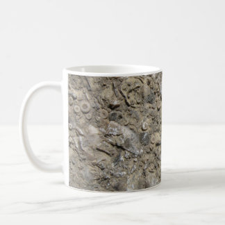 Fossil Hash Print (Version 1) Coffee Mug