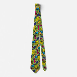 Fossil Layers Tie