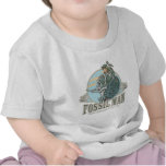 Fossil Man by Mudge Studios Tees