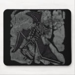 fossil mouse pad
