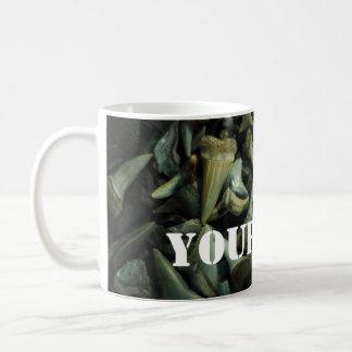 Fossil Shark Tooth Collection Coffee Mug