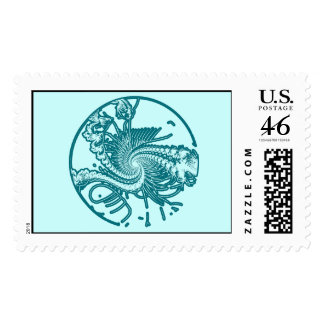 Fossil ver. 5 stamps