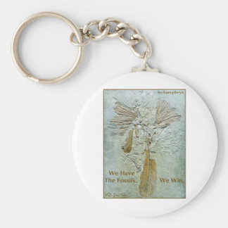 Fossil Win Archaeopteryx Keychain