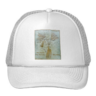 Fossil Win Archaeopteryx Trucker Hat