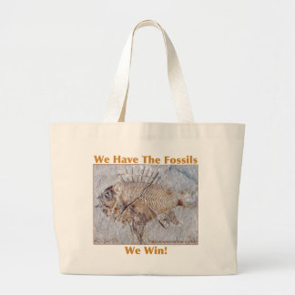 Fossil Win Canvas Bag