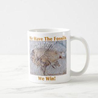 Fossil Win Coffee Mug