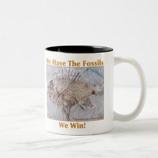 Fossil Win Two-Tone Coffee Mug