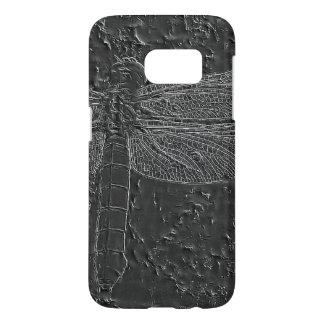 Fossilized Dragonfly Samsung Galaxy S7 Case