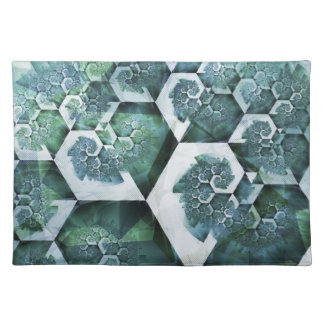 Fossilized Ocean Placemat